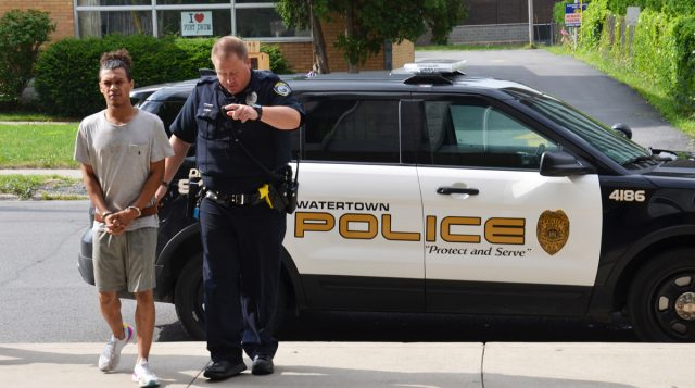What happened overnight? Police blotter report for Thursday