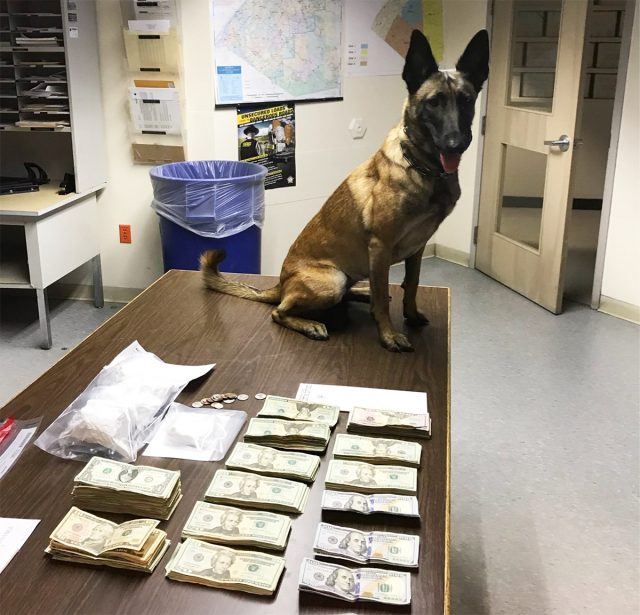 Heroin, cocaine, $13,000 in cash seized in St  Lawrence