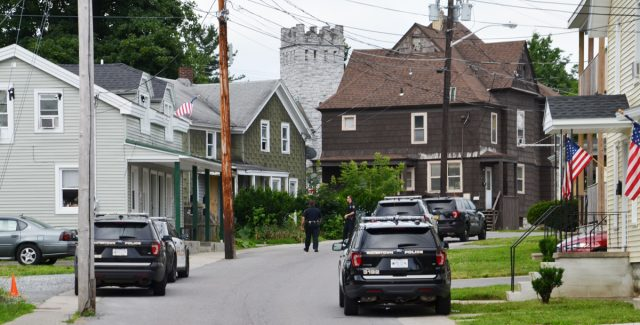 What happened overnight? Police blotter report for Monday