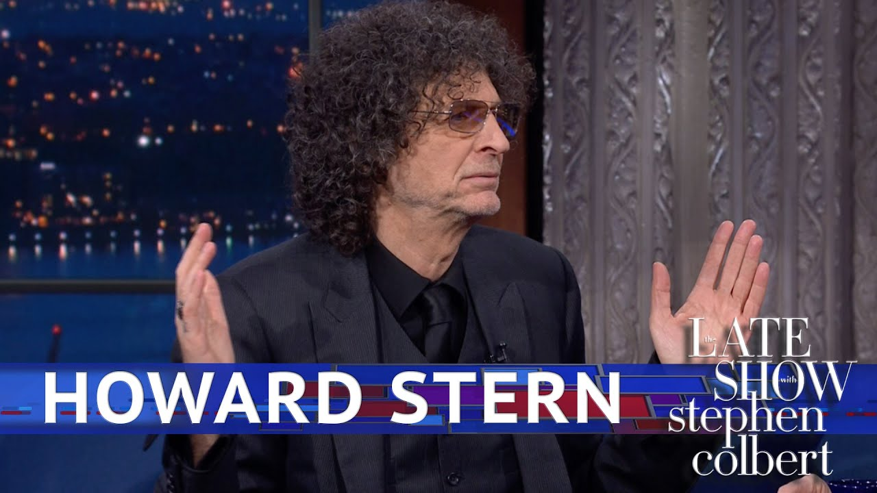 howard stern  what if hillary came on my show in 2016